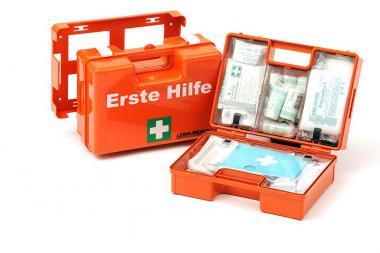 Erste-Hilfe-Koffer Quick DIN 13157