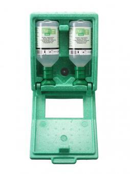 Plum Augenspülstation in Wandbox