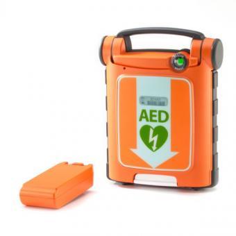 PowerHeart G5 AED Semiautomatik mit HLW-Gerät