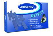 ACTIOMEDIC® DETECT Pflasterset, 50-teilig