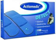 Actiomedic DETECT Pflaster Strips, EL, 19 x 72 cm, 100 St