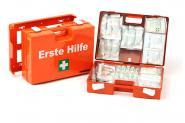 """Erste-Hilfe-Koffer """"San"""" Typ 1 mit Ö-Norm Z 1020"""