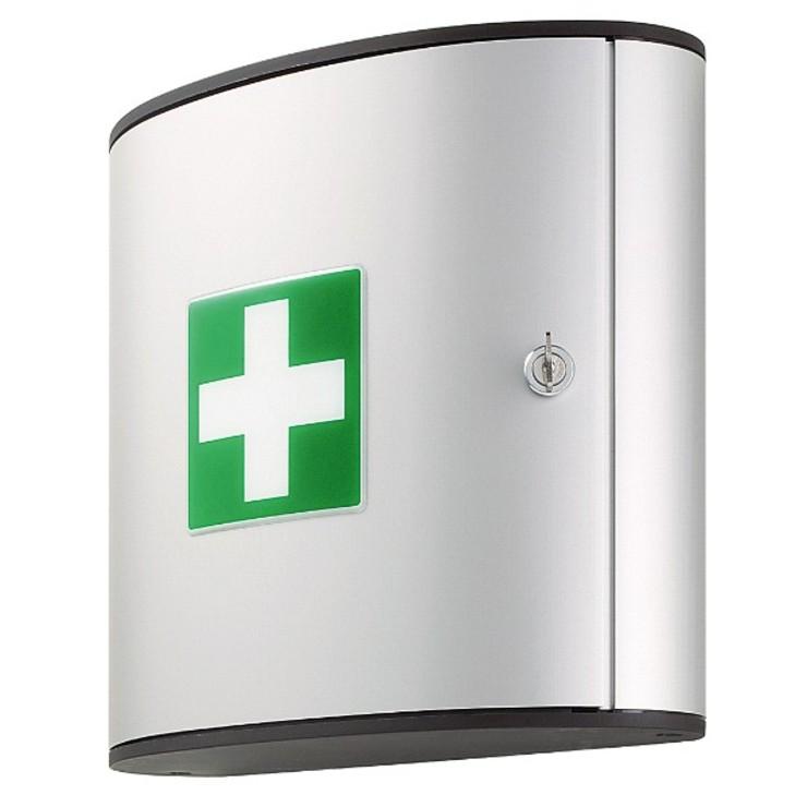 erste hilfe shop durable first aid box m din 13157 erste hilfe artikel g nstig online kaufen. Black Bedroom Furniture Sets. Home Design Ideas